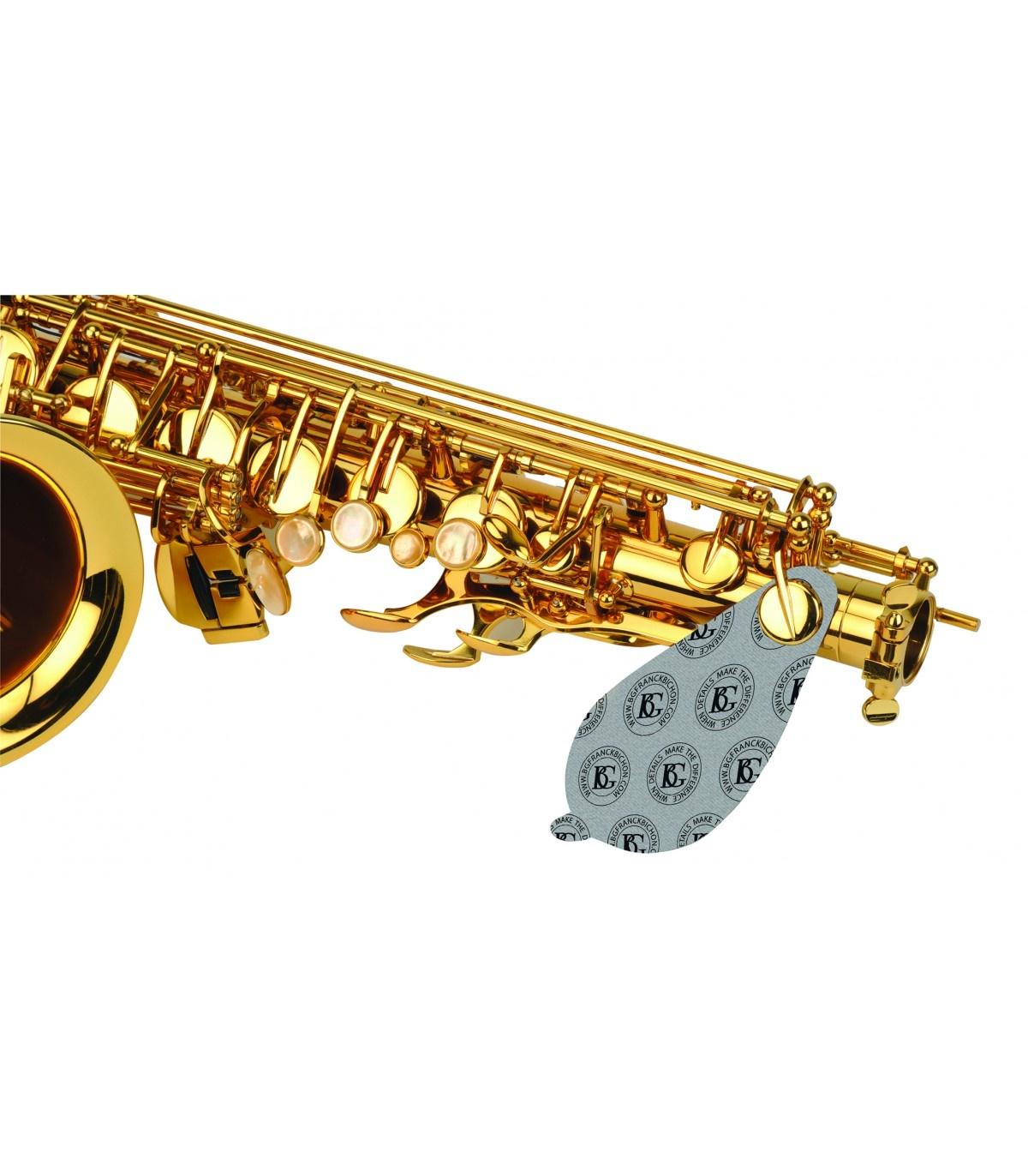 BG BG Saxophone Pad Dryer - Microfiber