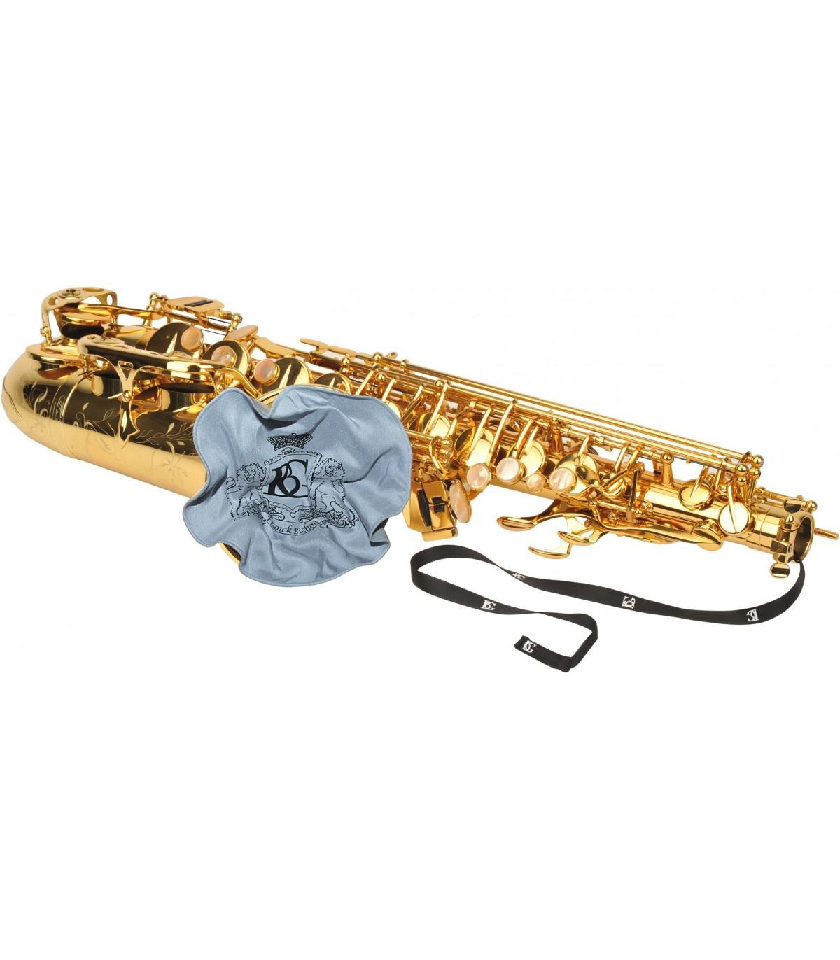 BG France BG Tenor Saxophone Swab - Microfiber/Bamboo Silk