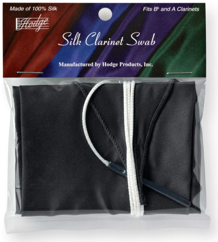 Hodge Hodge Clarinet Swab - Silk
