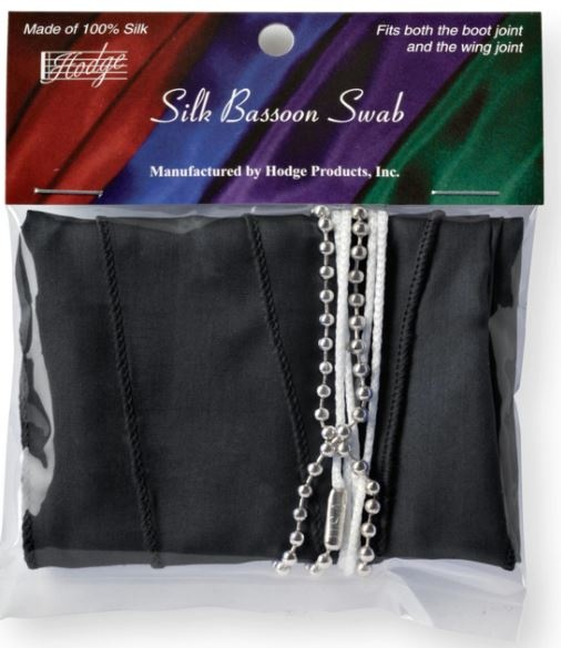 Hodge Hodge Silk Bassoon Swab
