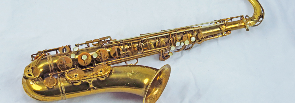 Used Tenor Saxophones for sale