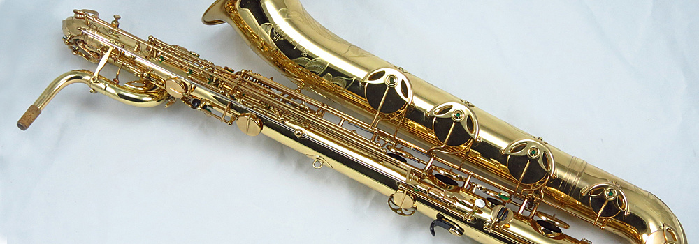 Used Baritone Saxophones for sale