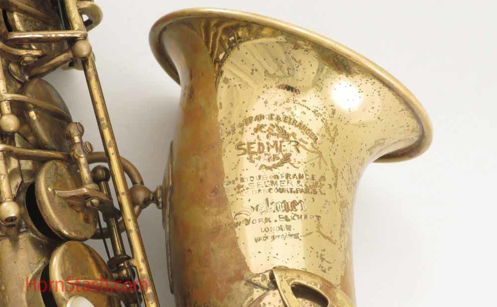 Selmer Used Selmer Mark VI Alto Sax - Used
