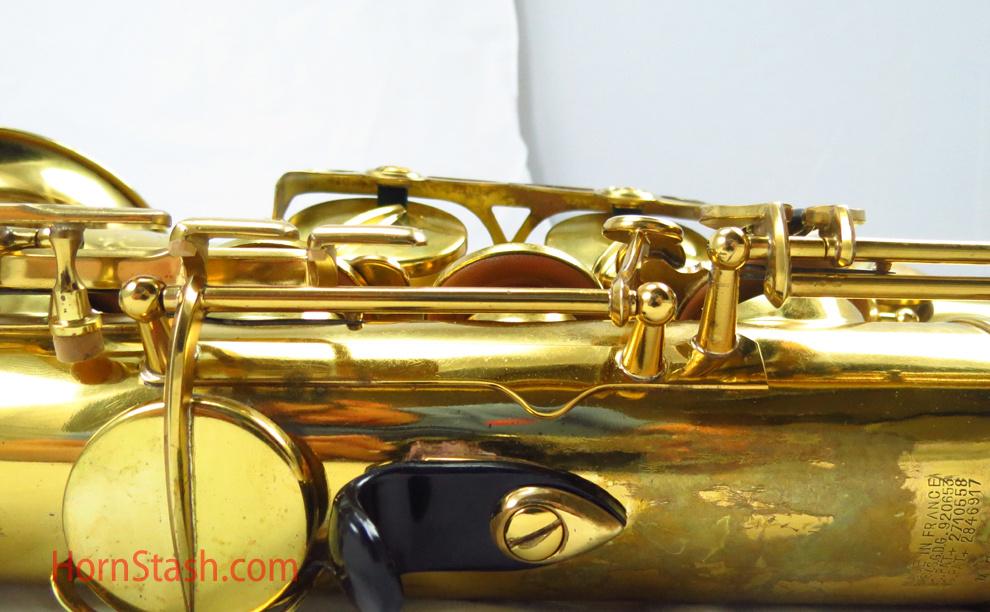 Selmer Used Selmer Mark VI Tenor Sax