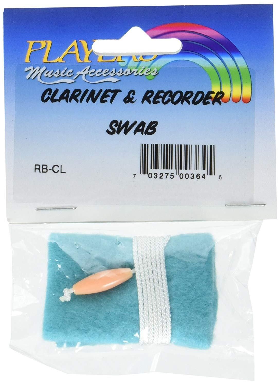 Players Players Clarinet & Recorder Swab