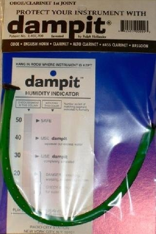 Dampit Clarinet/Oboe/English Horn 2nd Joint Humidifier