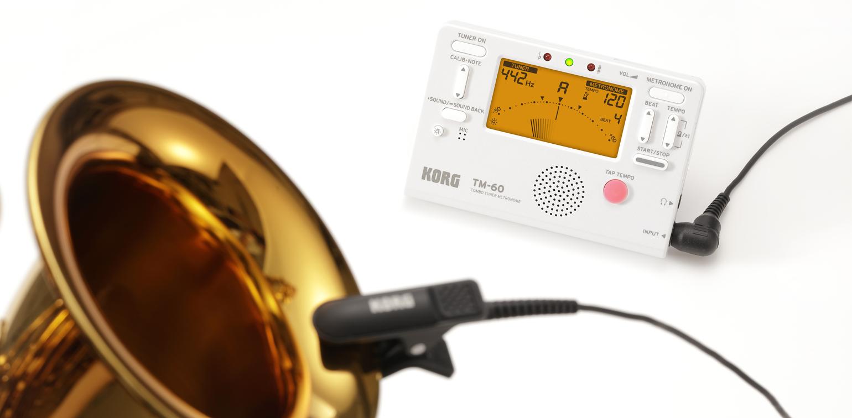 Korg Korg TM60 Combination Tuner & Metronome