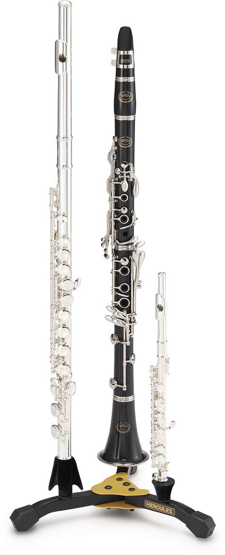 Hercules Flute, Clarinet, & Piccolo Stand