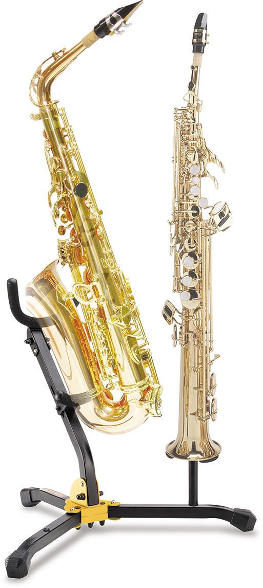 Hercules Hercules Alto/Tenor & Soprano Sax stand