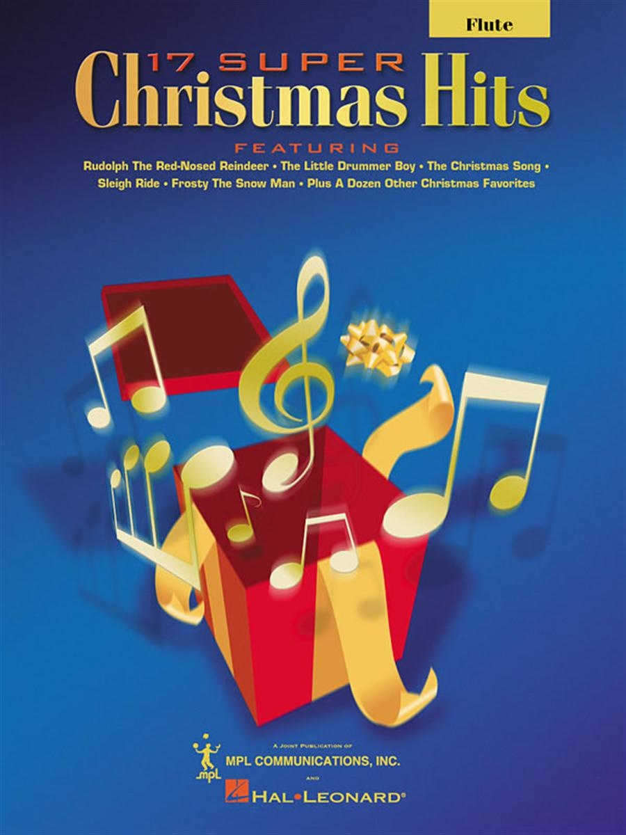 Hal Leonard 17 Super Christmas Hits