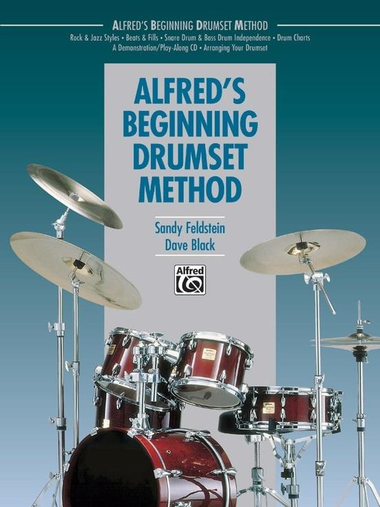 Alfred Alfred's Beginning Drumset Method