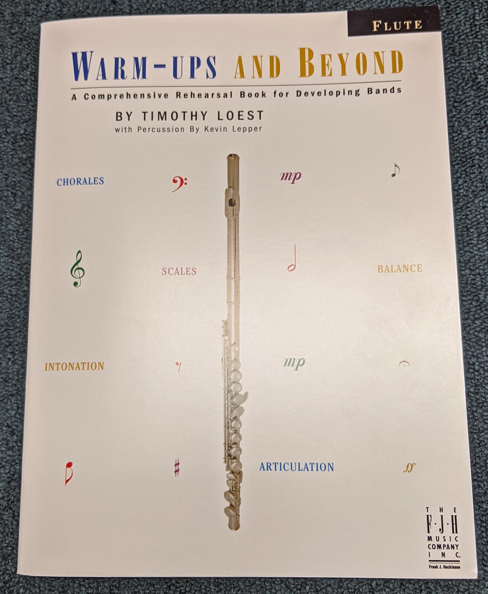 FJH Music Warm-Ups & Beyond