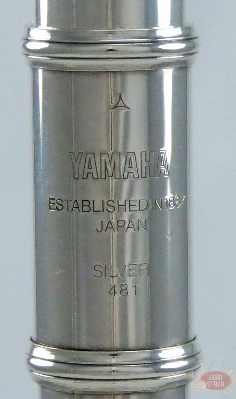 Yamaha Used Yamaha YFL-481 Flute