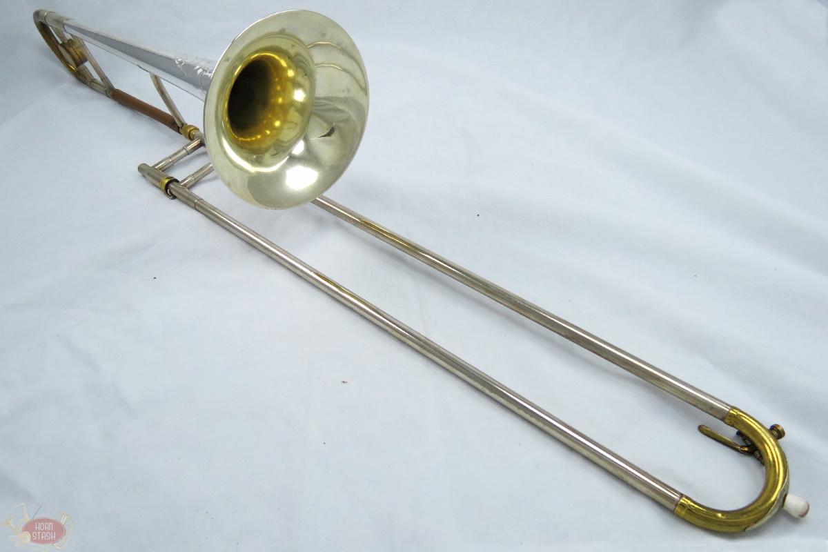 used king 2b silvertone tenor trombone 2562xx horn stash. Black Bedroom Furniture Sets. Home Design Ideas
