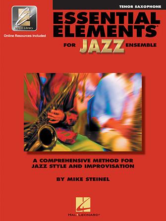 Hal Leonard Essential Elements for Jazz Ensemble
