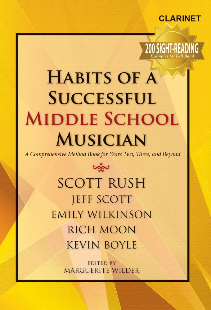Gia Habits of a Successful Middle School Musician