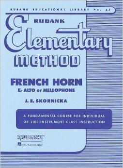 Hal Leonard Rubank Elementary Method