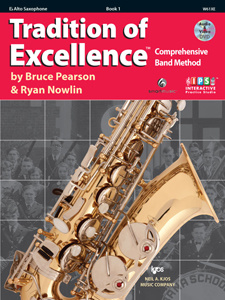 Kjos Tradition of Excellence - Book 1
