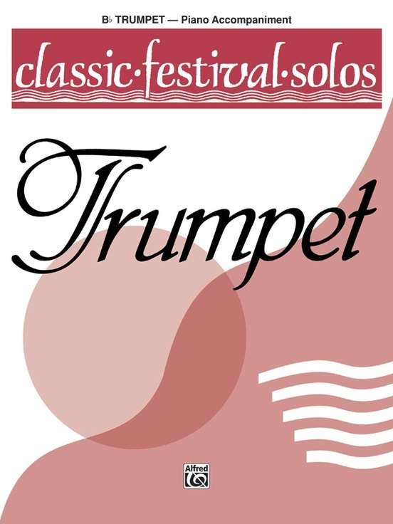 Alfred Classic Festival Solos for Trumpet vol. 1