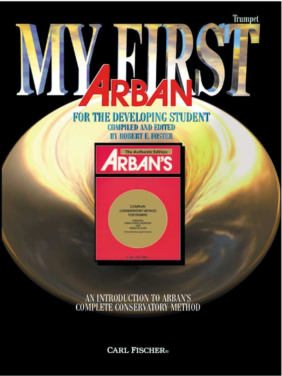 Carl Fischer My First Arban for Trumpet