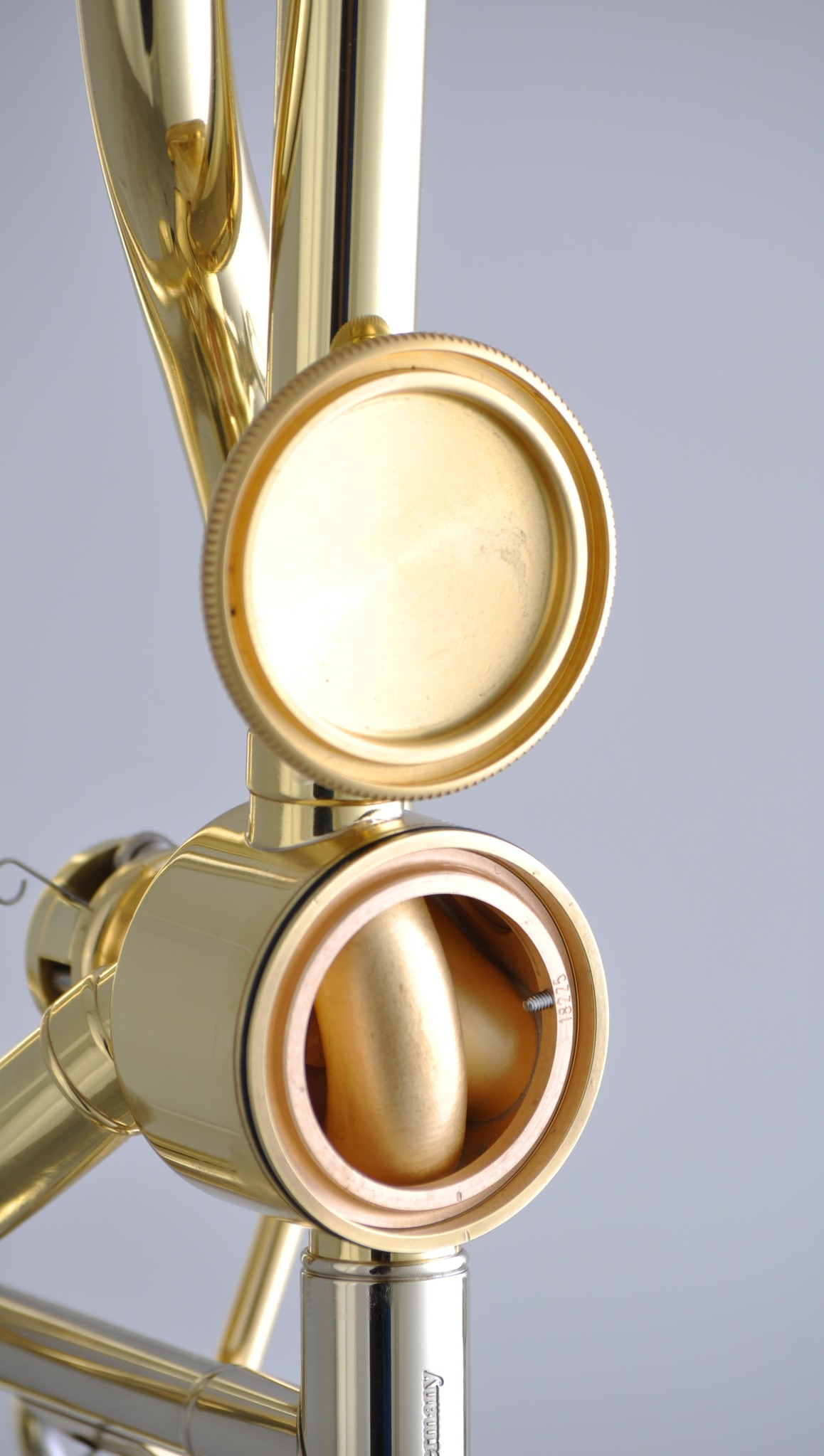 Courtois Courtois AC421BHRA Legend New Yorker Trombone Outfit