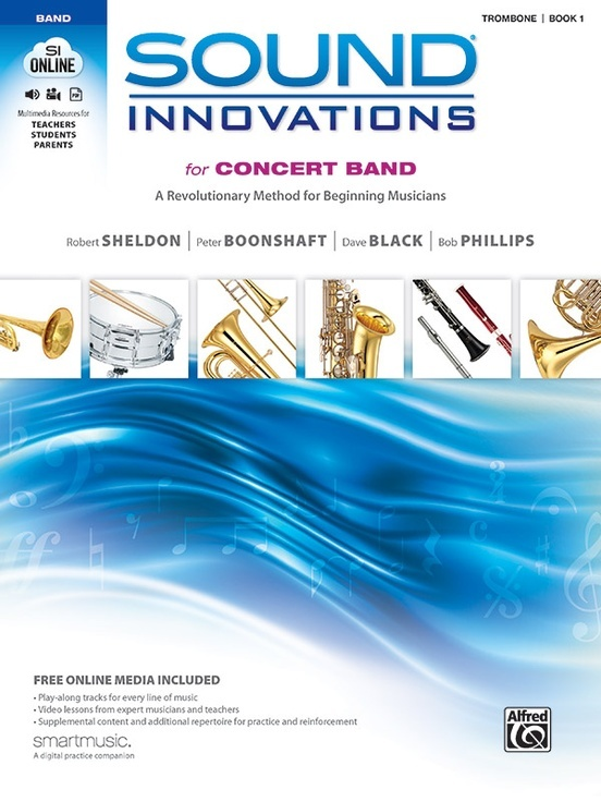 Alfred Sound Innovations for Concert Band Book 1