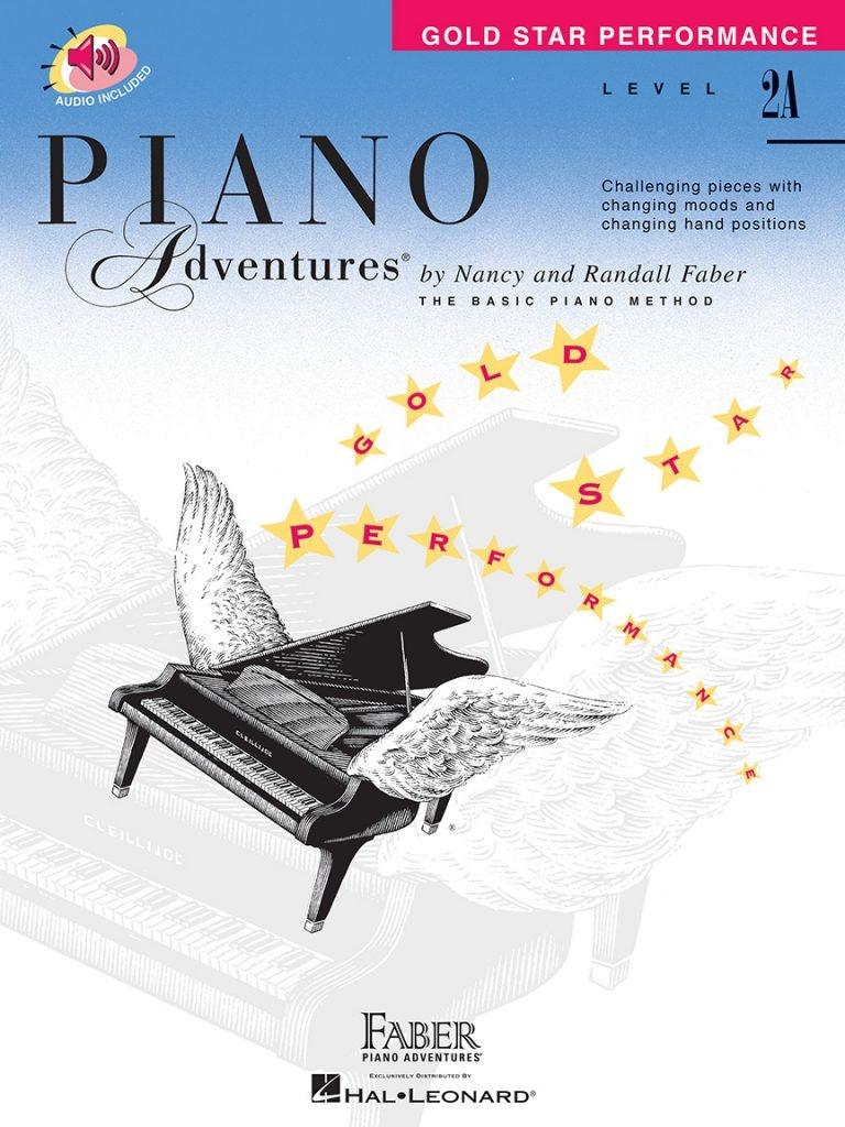 Faber Piano Adventures Piano Adventures: Level 2A