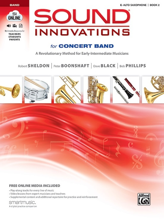 Alfred Sound Innovations for Concert Band Book 2