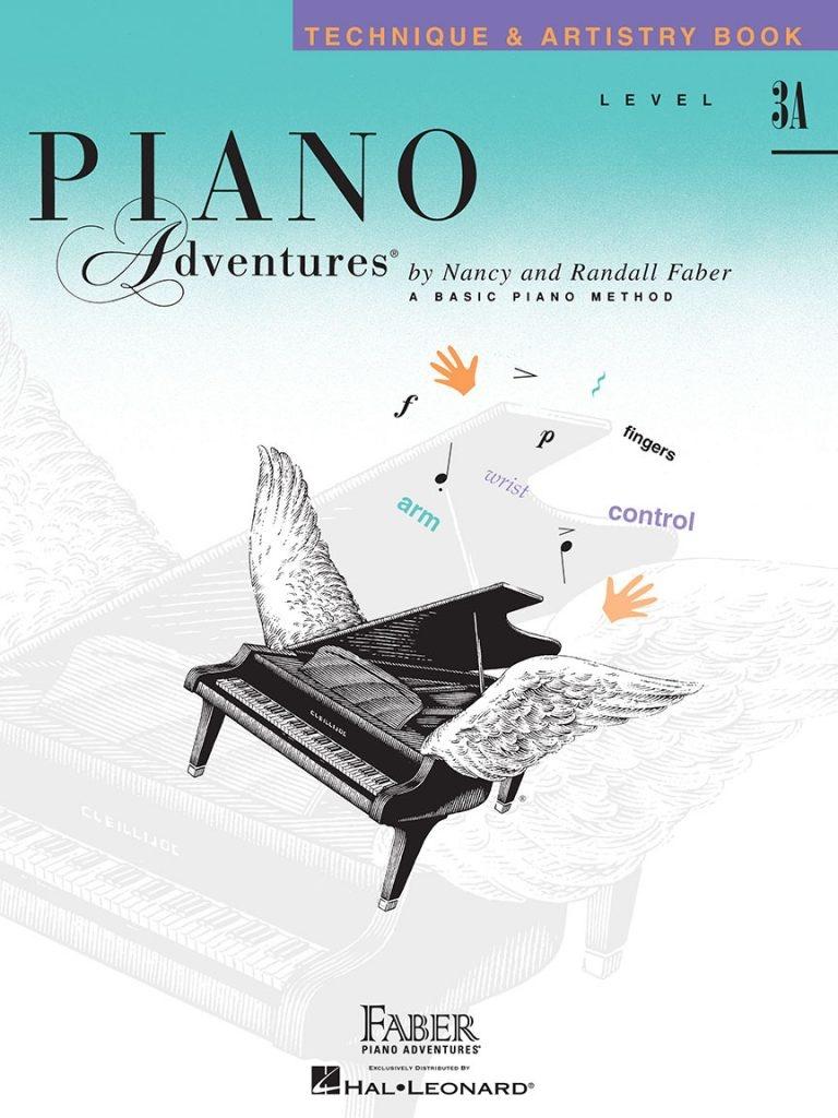 Faber Piano Adventures Faber Piano Adventures: Level 3A