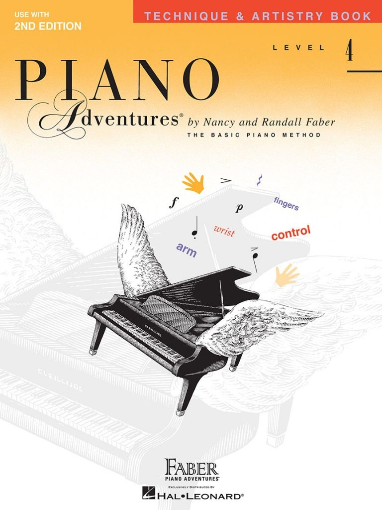 Faber Piano Adventures Faber Piano Adventures: Level 4
