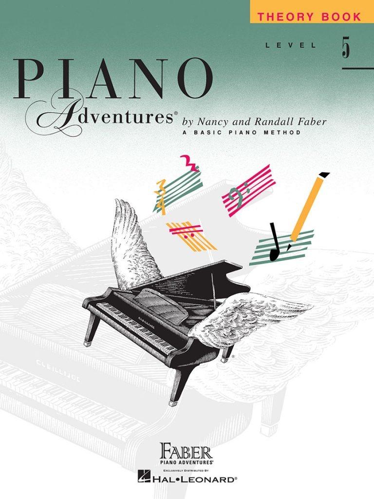 Faber Piano Adventures Piano Adventures:  Level 5