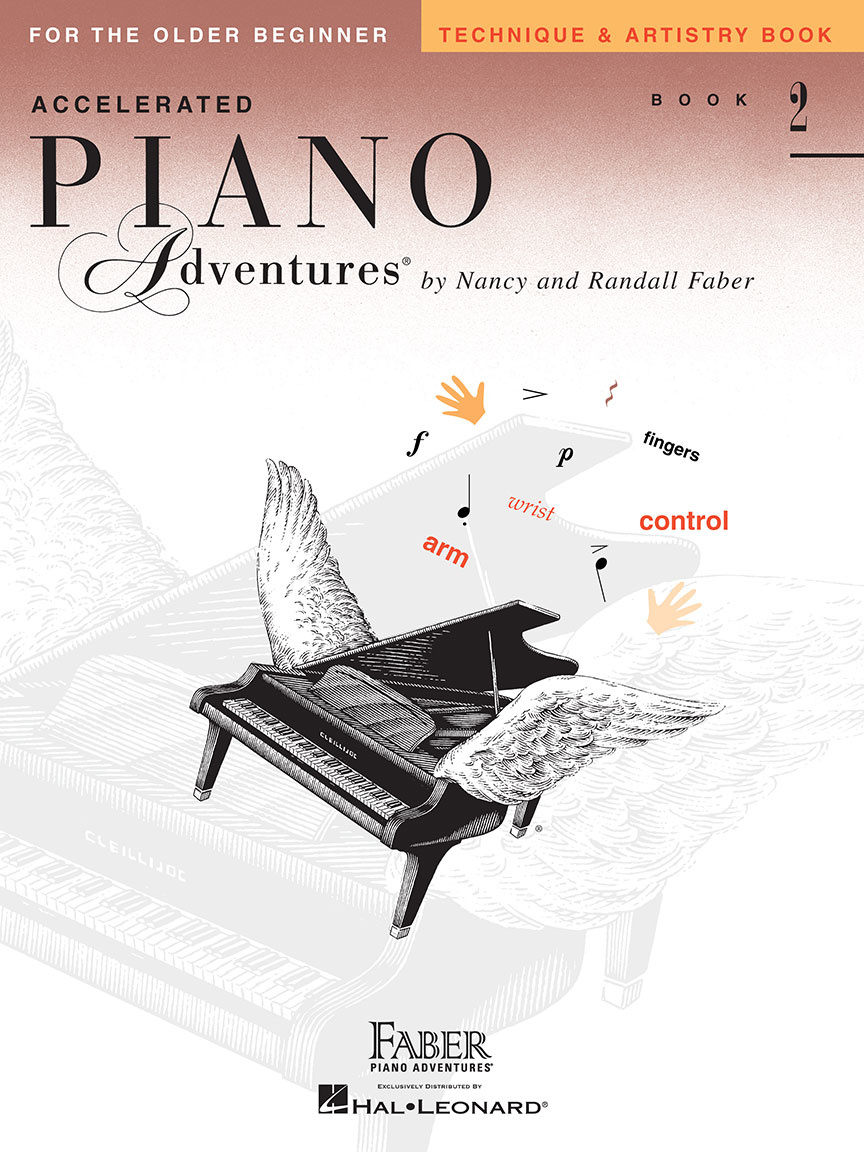 Faber Piano Adventures Accelerated Piano Adventures for the Older Beginner: Book 2