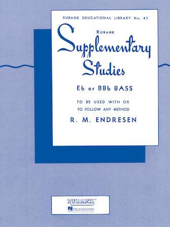 Hal Leonard Rubank Supplementary Studies
