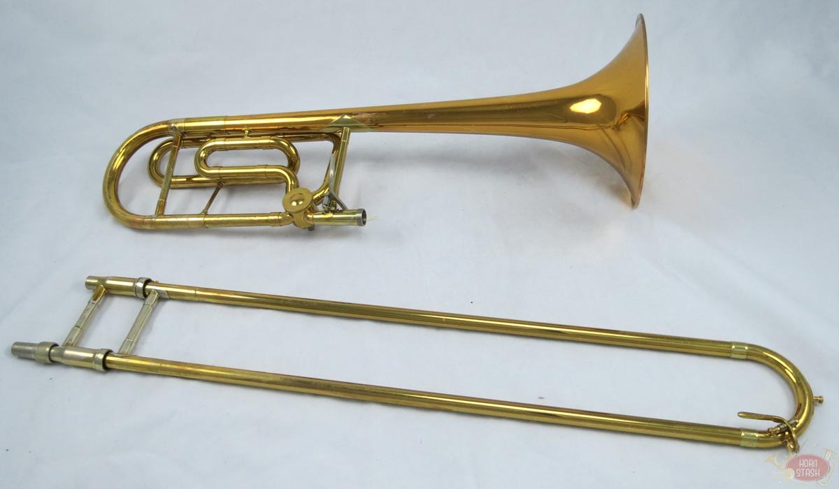 Benge Used Benge 165F Tenor Trombone