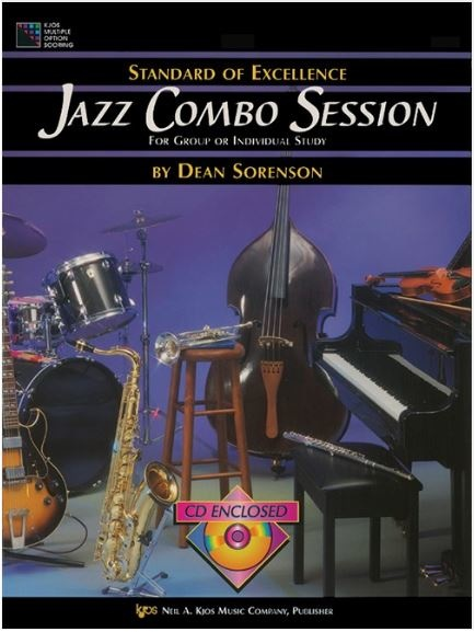 Kjos Standard of Excellence Jazz Combo Session