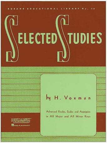 Hal Leonard Selected Studies