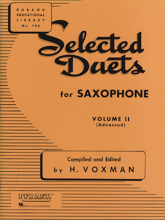 Hal Leonard Selected Duets Volume 2