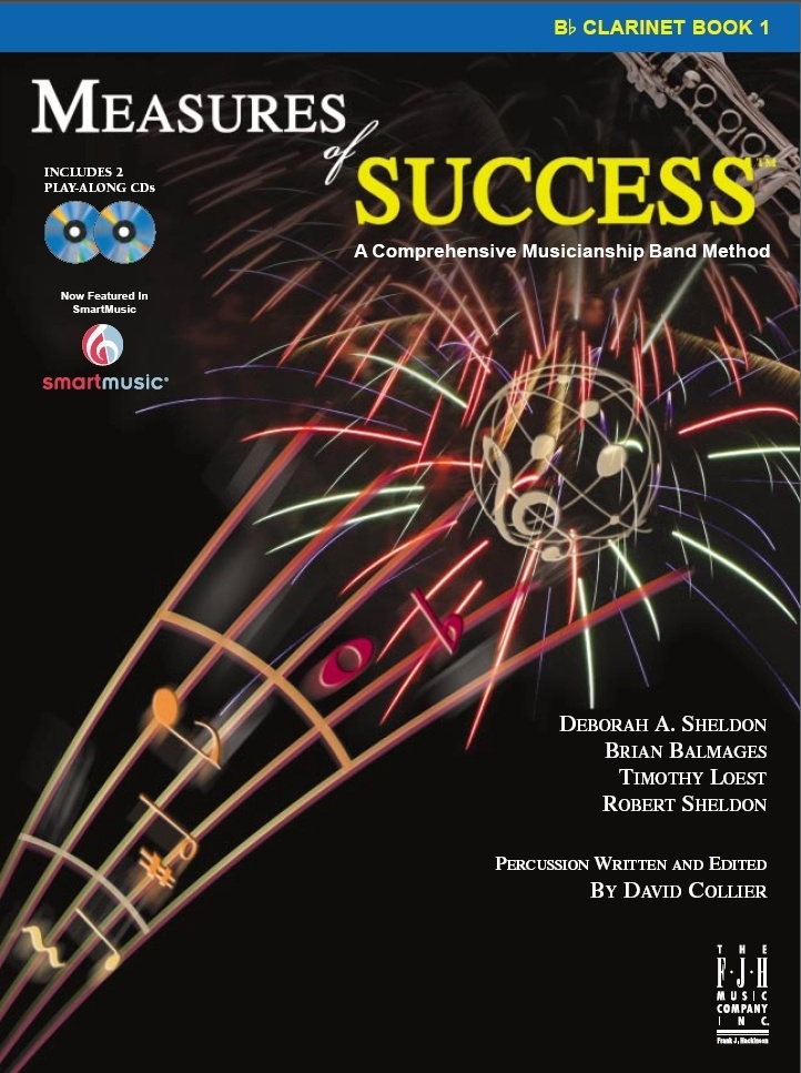 FJH Music Measures of Success for Band  Book 1