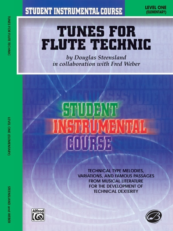 Alfred Tunes for Technic Book 1