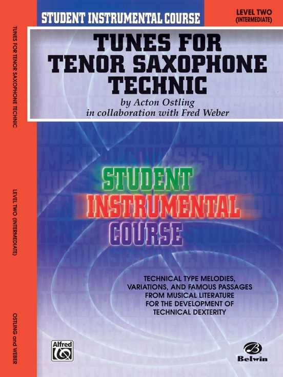 Alfred Tunes for Technic Level 2