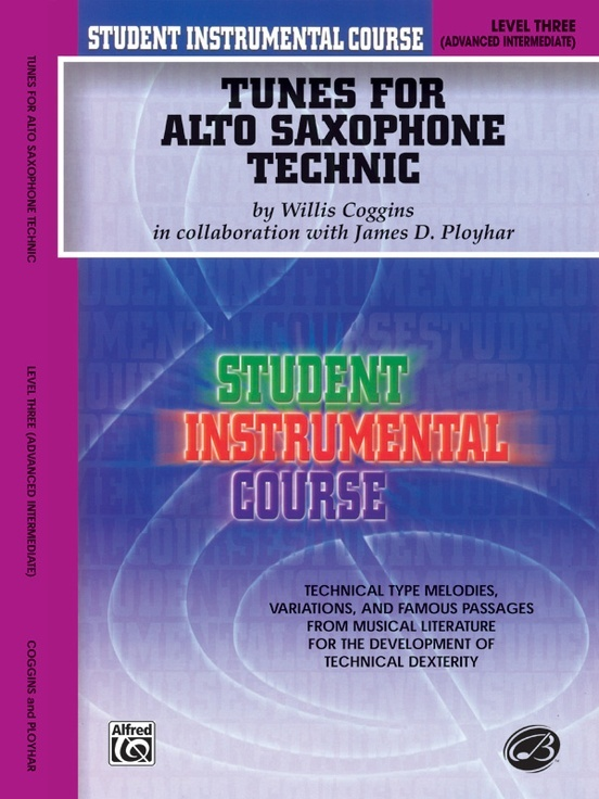 Alfred Tunes for Technic Level 3