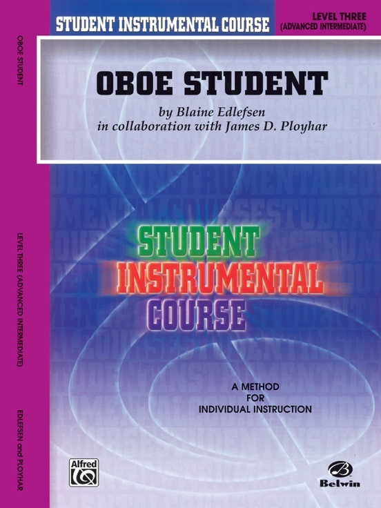 Alfred Oboe Student