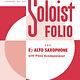 Hal Leonard Soloist Folio for Eb Saxophone