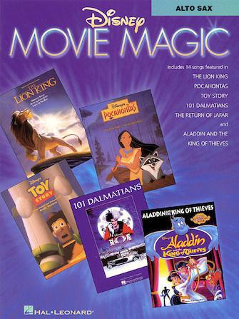 Hal Leonard Disney Movie Magic for Alto Saxophone