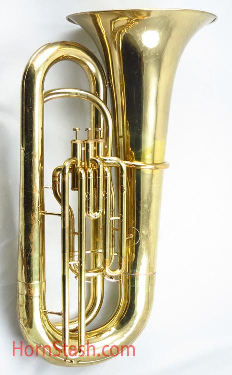 Yamaha Used Yamaha YBB-201 BBb Tuba