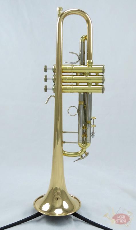 Bach Used Bach Stradivarius 37G Bb Trumpet