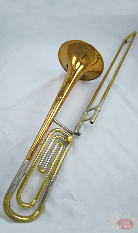 Martin Used Martin Committee Trombone with F attachment