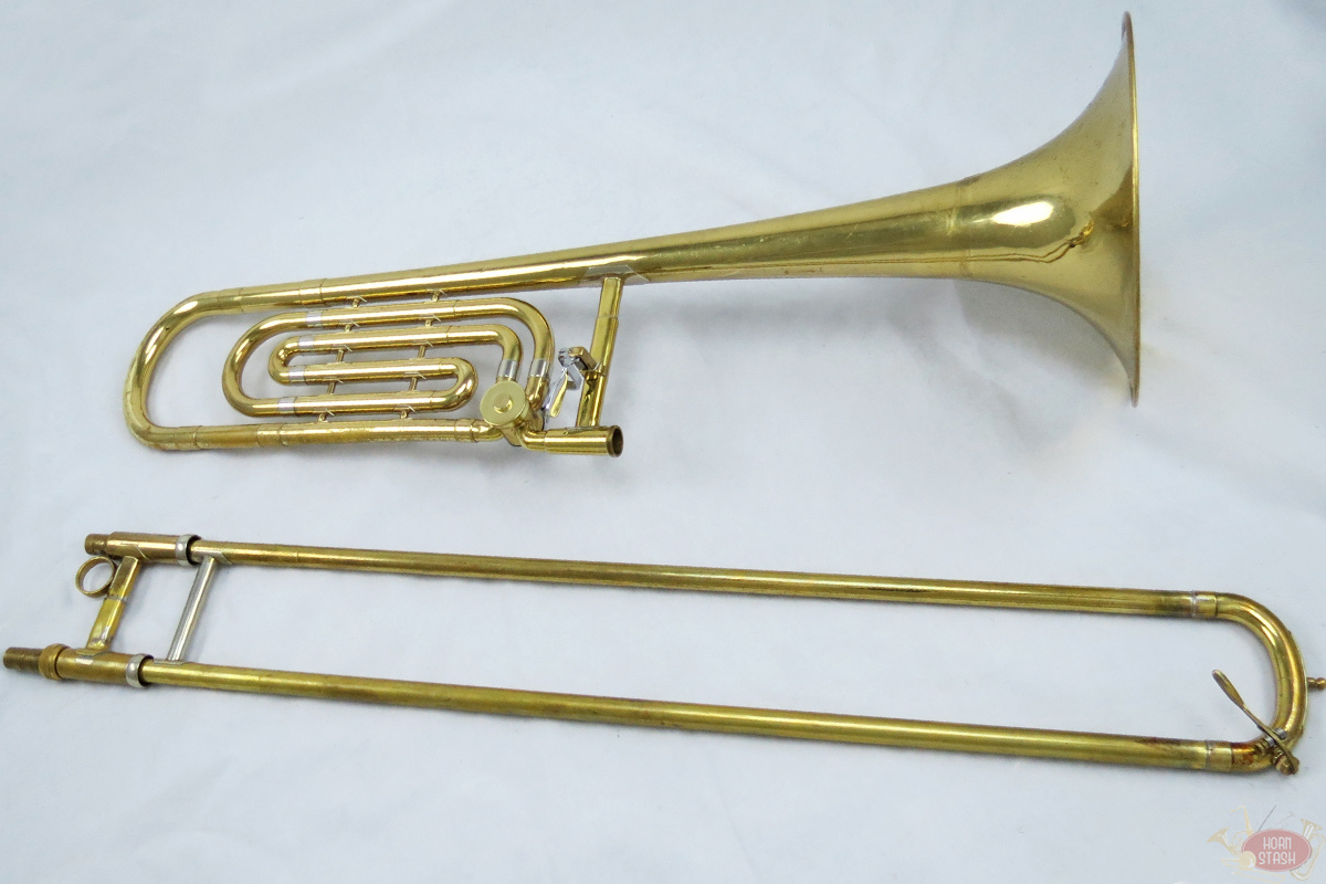 Olds Used Olds Ambassador Tenor Trombone with F Attachment