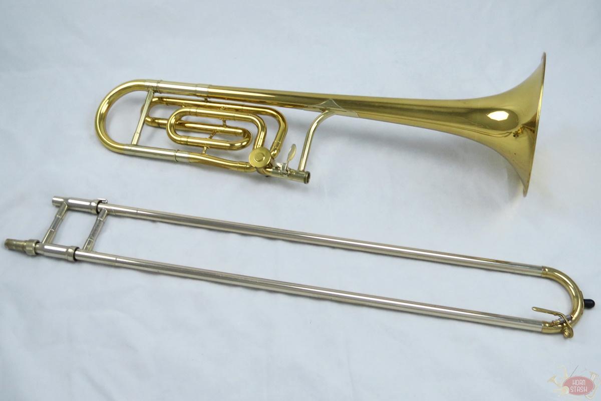 King Used King 3BF Concert Tenor Trombone