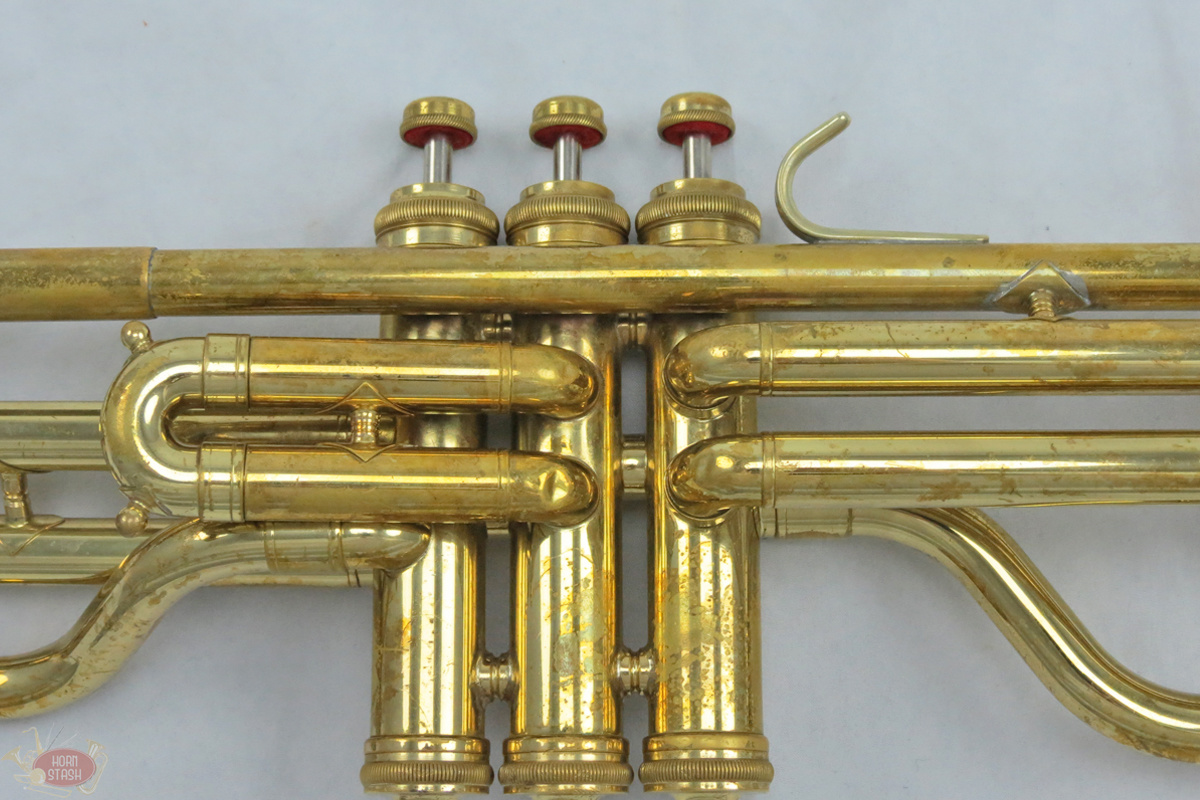 King Used King 3B 2103 Valve Tenor Trombone